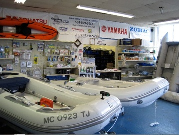 Inflatable Boat store Dinghy Concepts Michigan