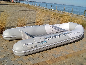 Aventus Sam 310 Air Floor Inflatable Boat