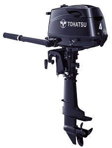 Tohatsu MFS4CDS HP Manual Start 15 Inch Shaft