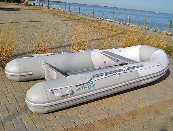 Aventus Sam 310 Wood Floor Inflatable Boat